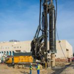 New Liebherr LRB355 Double Rotary Drilling Rig