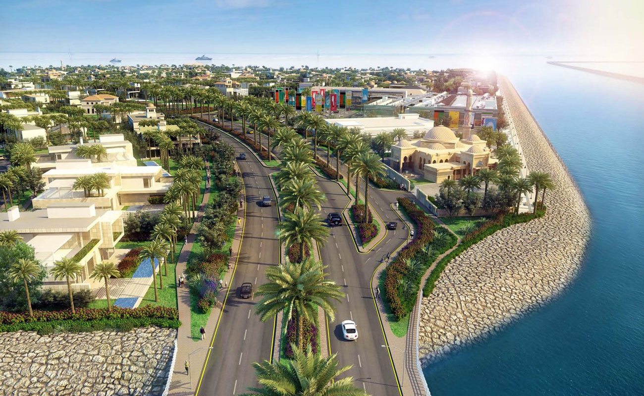 Pearl Jumeira Luxury Residential Development
