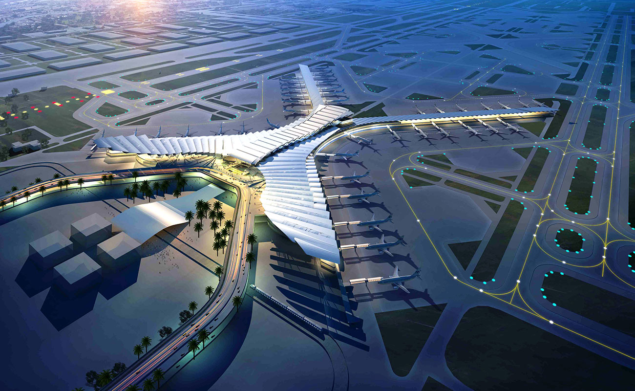 King Abdulaziz International Airport Development Project