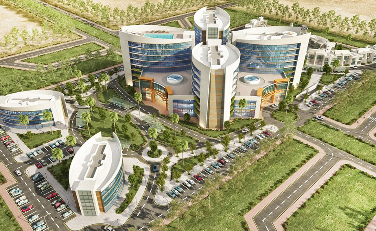 NSCC Secures Burjeel Medical City Enabling Works Main Contract