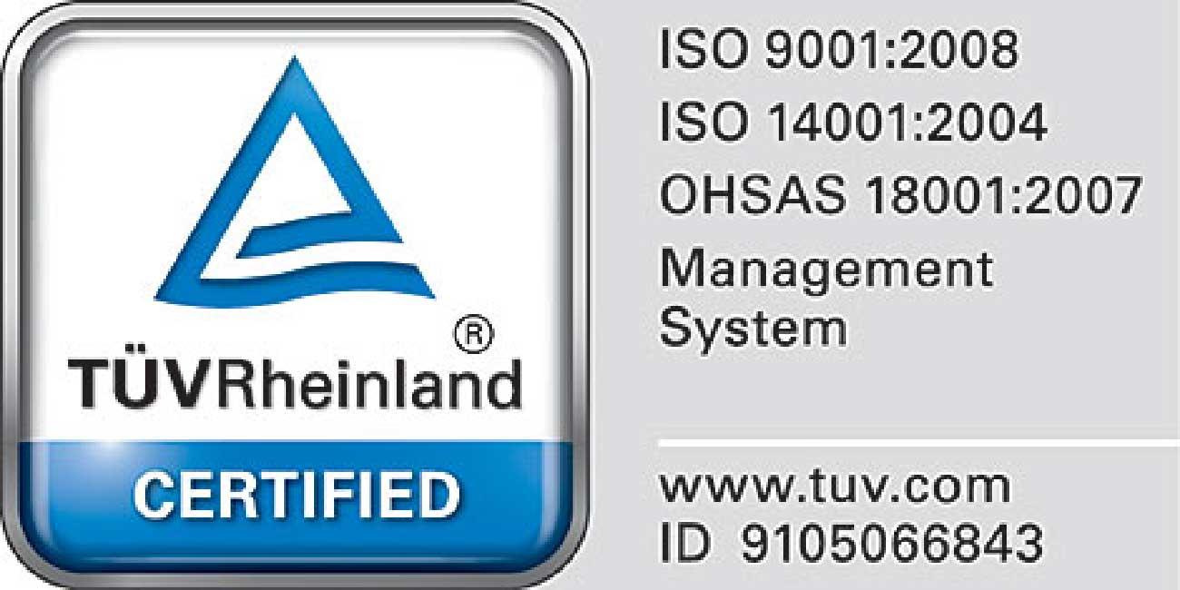 NSCC International Scores Triple ISO Certification