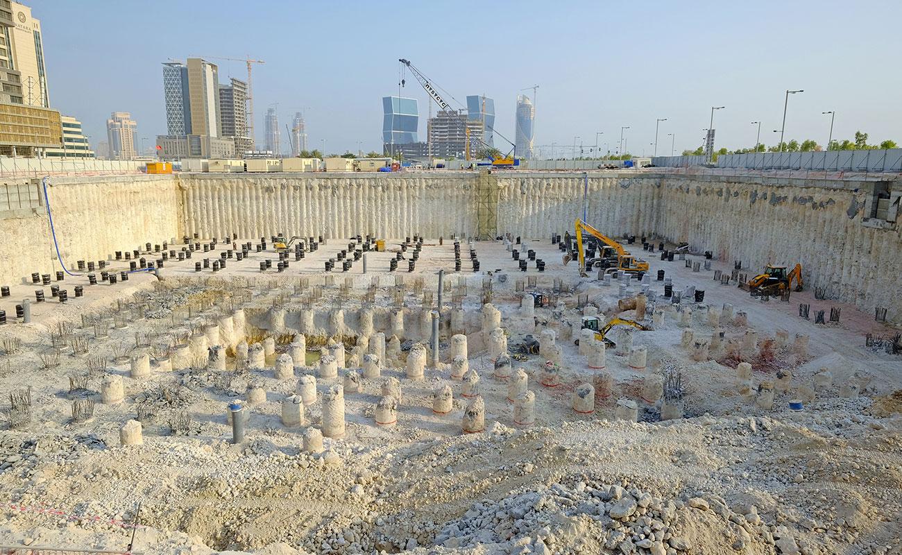 Burj Al Fardan in Lusail, Doha