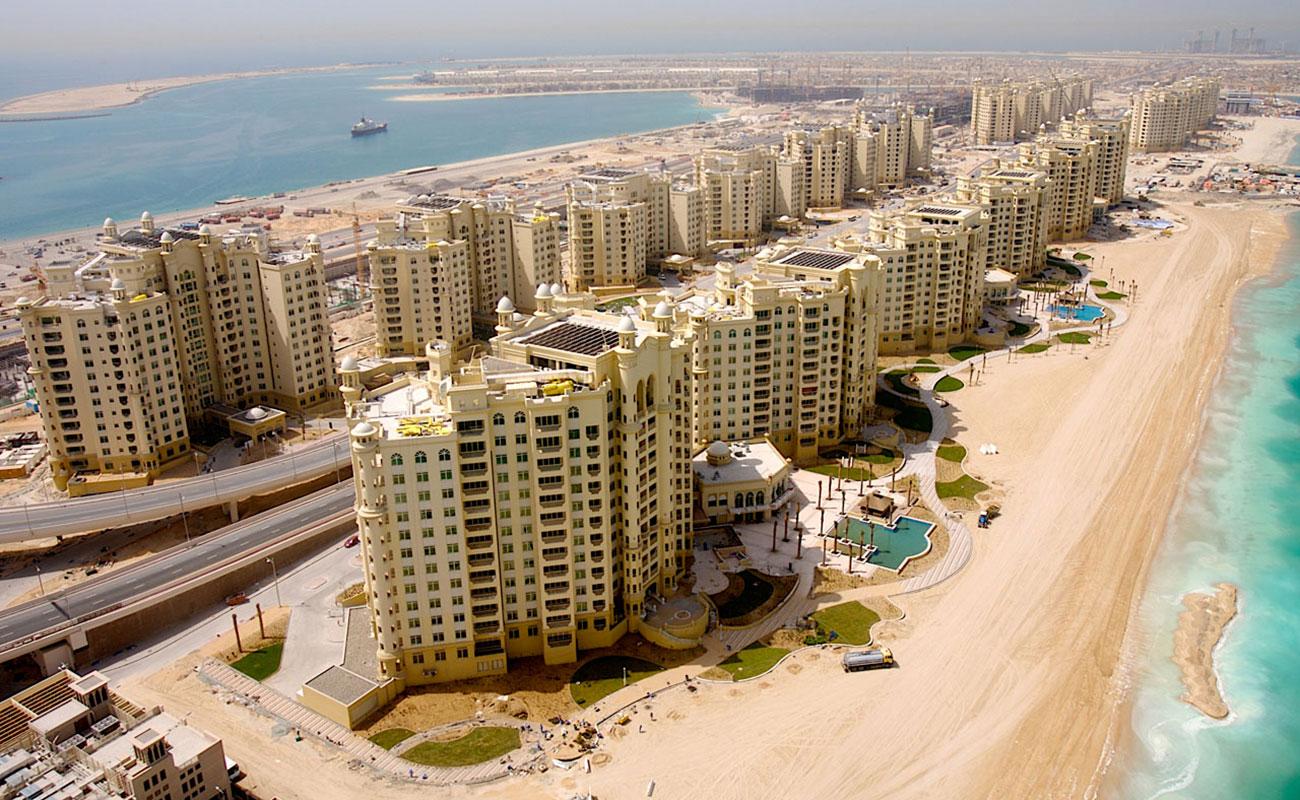 Golden Mile Palm Jumeirah