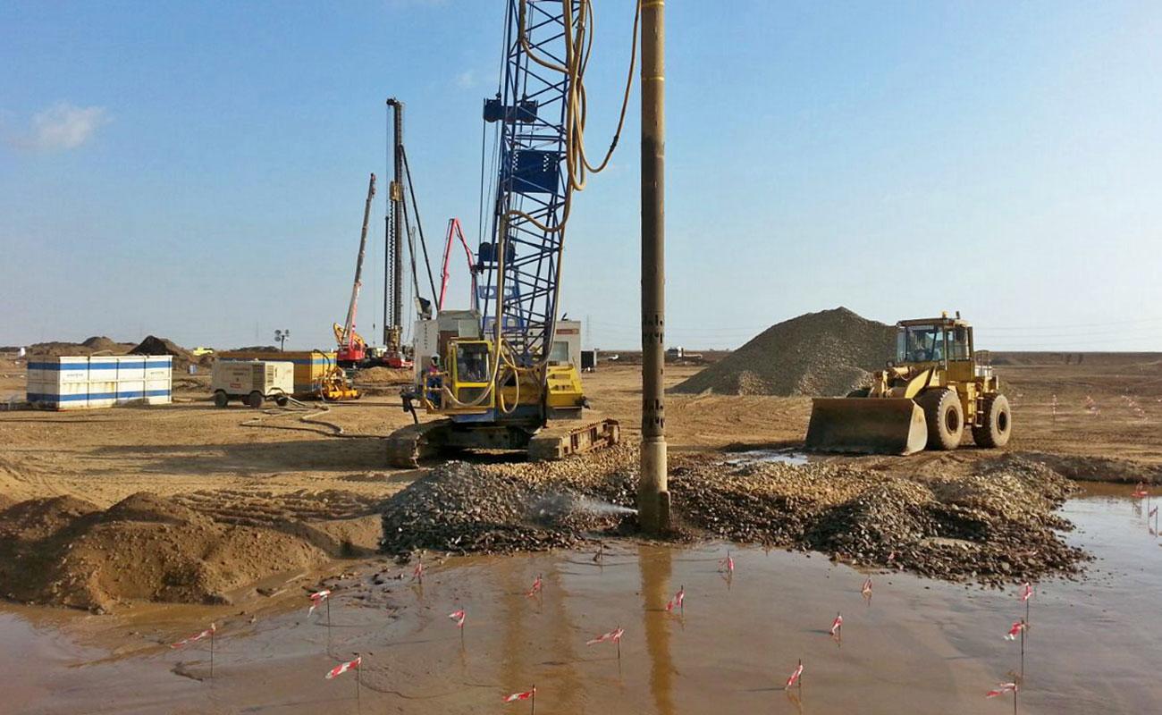 Jizan Refinery Project