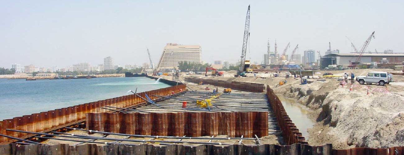 Quay Walls Nscc International Ltd