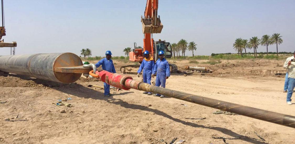Horizontal Directional Drilling (HDD) | NSCC International Ltd