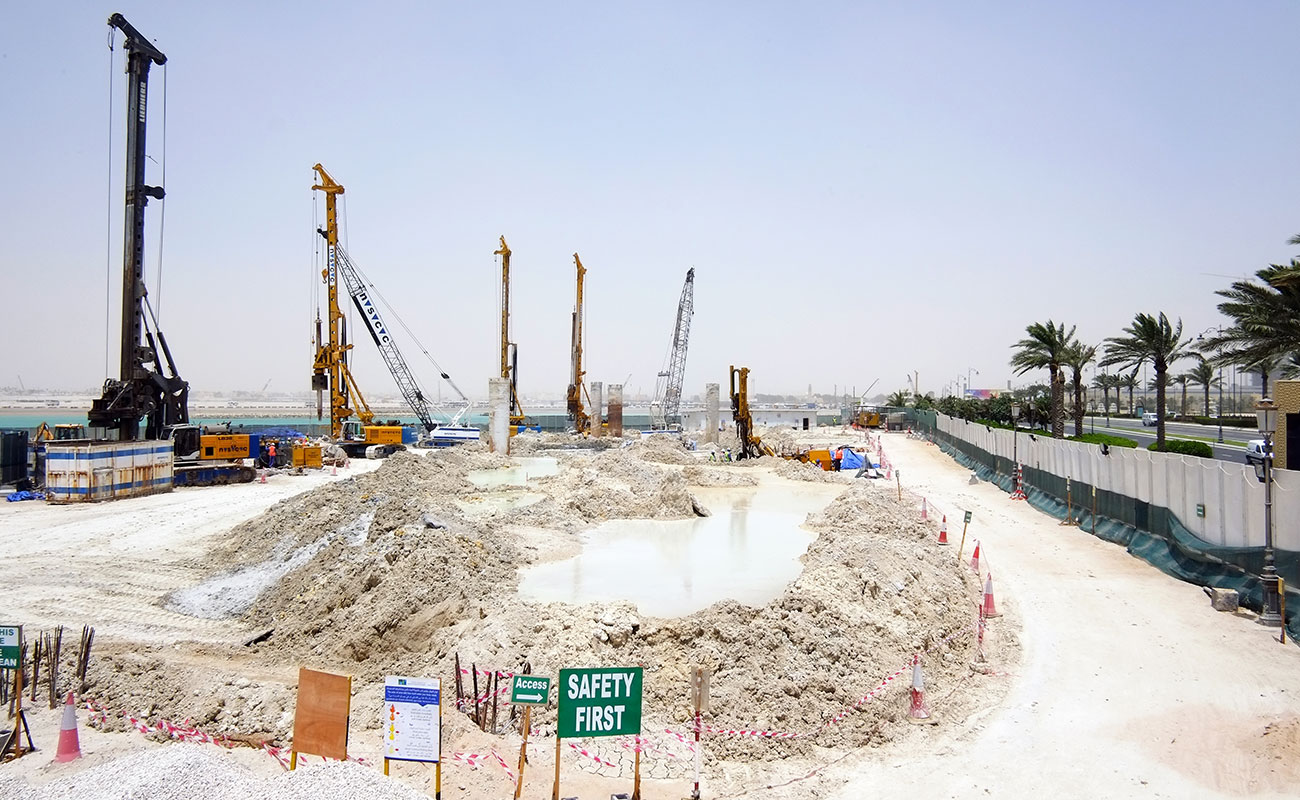 Abraj Quartier Gateway Towers at The Pearl-Qatar