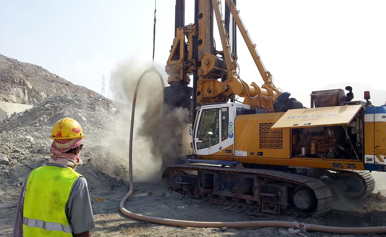 Foundation of Haramain Railways