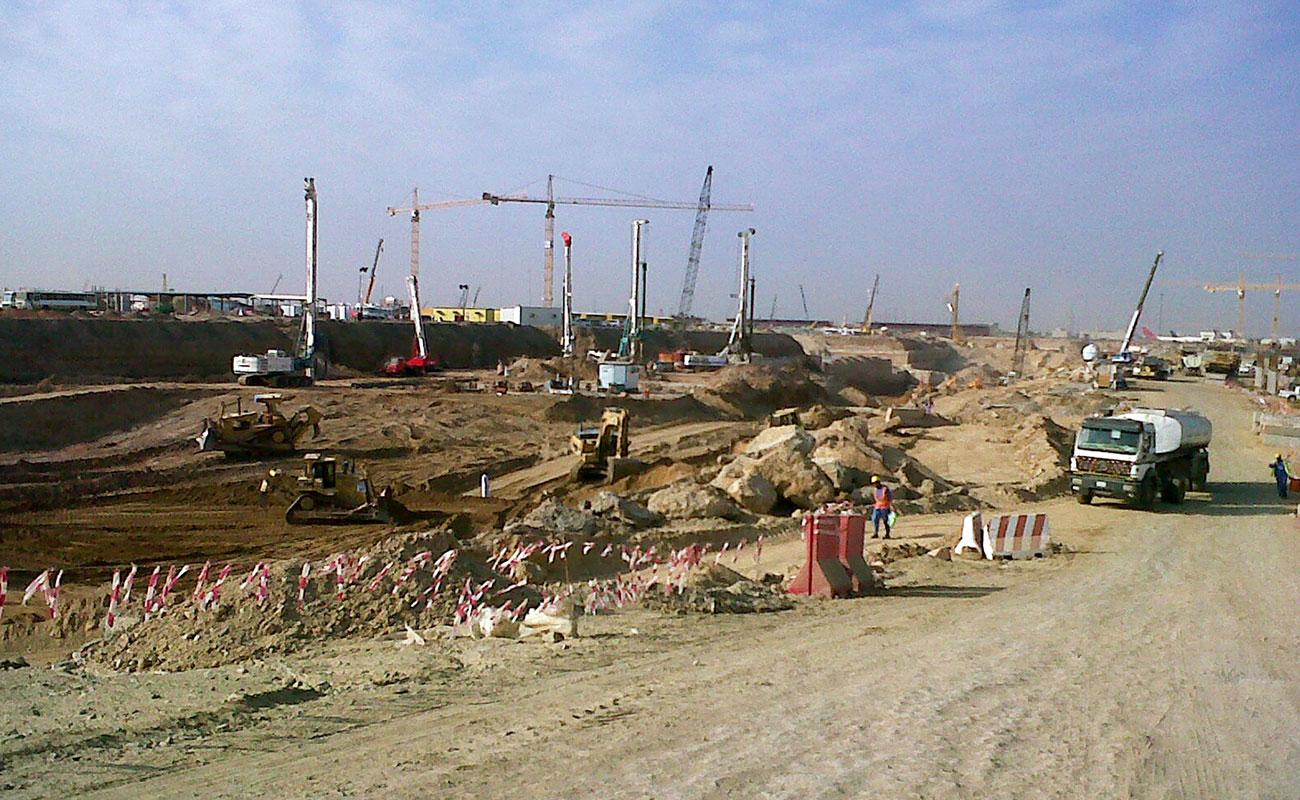 King Abdulaziz International Airport Development Project