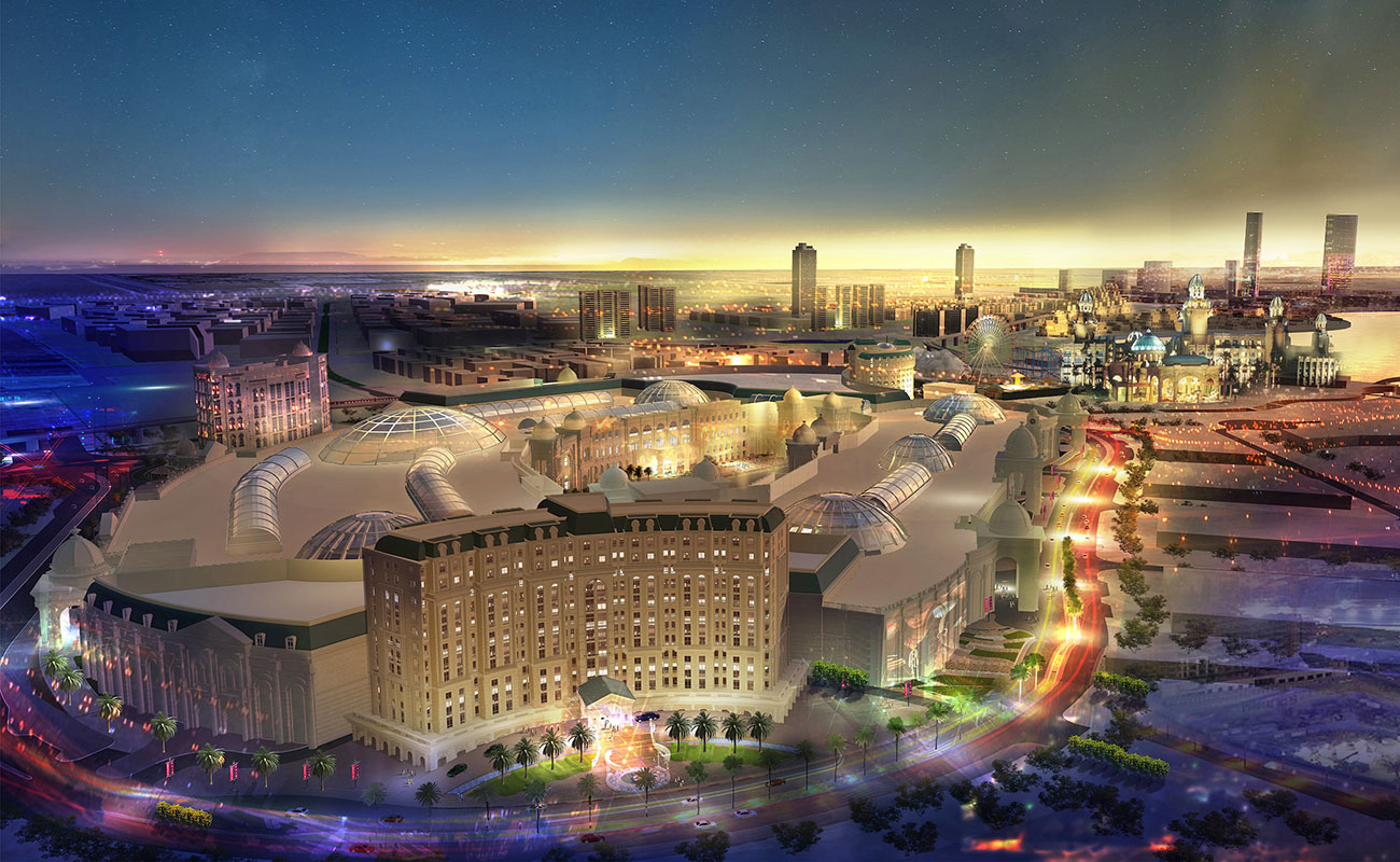 New Sub-Contract Awarded: Place Vendôme Luxury Development in Lusail City