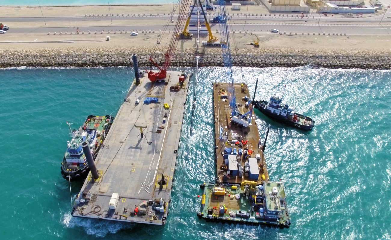 Bahrain LNG Import Terminal Project